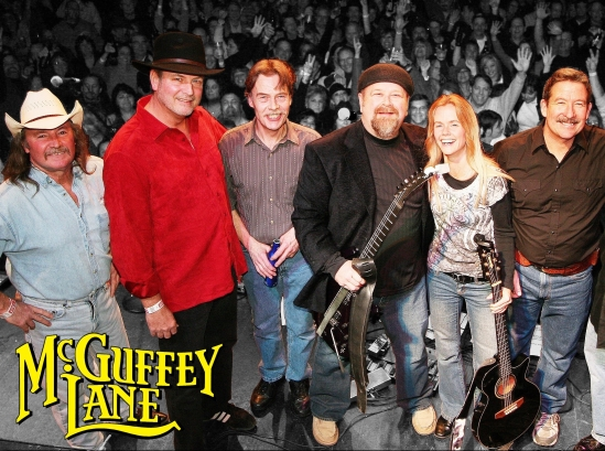 McGuffey Lane 2009 - Promo Shot 001