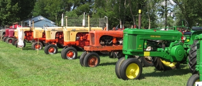 tractor park 1