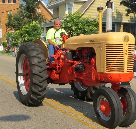 tractor yellow 1