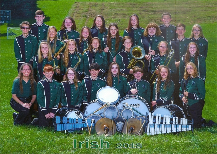 FC 2018-2019 Marching Band