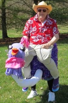 ride a bird 1